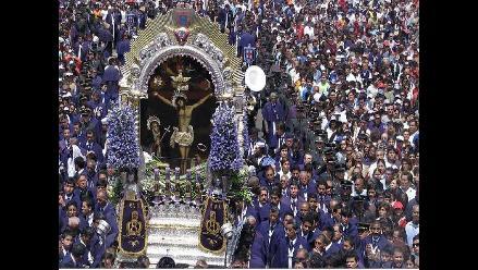 INDECI : Recomendaciones ante emergencias en procesión de Cristo Morado