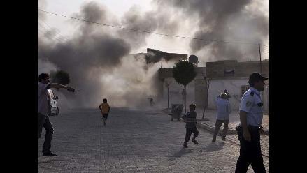 Turquía: Parlamento debatirá posible declaración de guerra a Siria