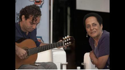 Peruana Susana Baca anima Festival de Palabra en Puerto Rico