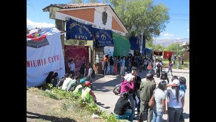 Chimbote: Administrativos de la Universidad del Santa levantan huelga