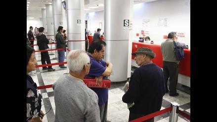 Bancos árabes y asiáticos están interesados en ingresar al Perú