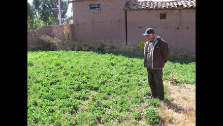 Ceferino Cañari promoviendo la sostenibilidad ambiental