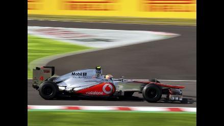 Lewis Hamilton sobre GP de Japón: Será reñido entre McLaren y Red Bull