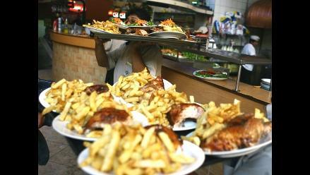 INEI: Actividad de restaurantes en Perú creció 8,2% en julio