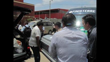 Chiclayo: Repatrían a Venezuela a víctimas de bus que cayó al abismo