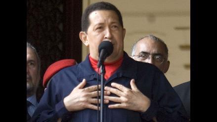 Presidente Hugo Chávez aspira a profundizar relación Venezuela-Perú