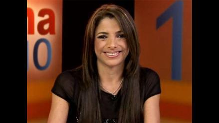 Cantante mexicana Pilar Montenegro pide a todos unirse a la Teletón 2012