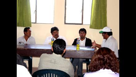 Arequipa: Alcaldes de Caylloma exigen construcción de represa