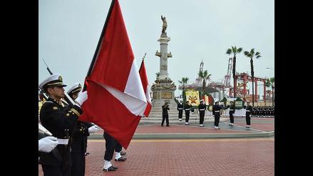Hoy se conmemora sacrificio del almirante Miguel Grau