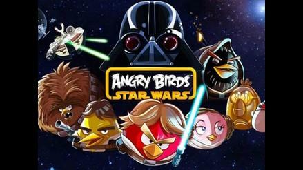 Lanzarán Angry Birds versión de Star Wars para 8 de noviembre