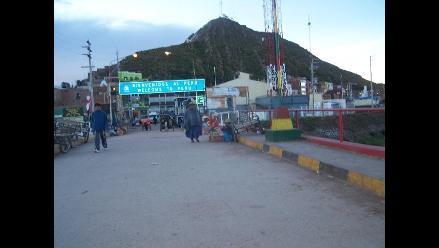 Puno: Detienen a seis extranjeros en el distrito de Desaguadero