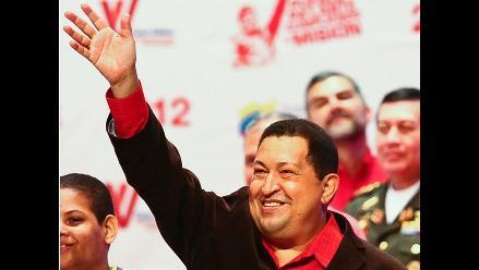 Líderes mundiales felicitan a Hugo Chávez por triunfo electoral