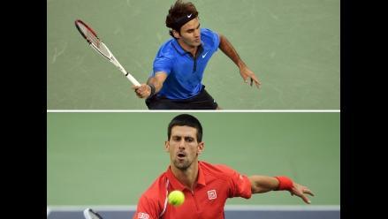 Roger Federer y Novak Djokovic arrancan victoriosos Masters de Shanghai