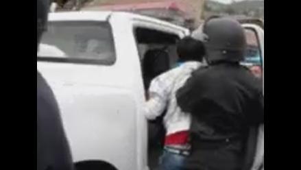 Arequipa: Detienen a sujeto que asesinó a otro durante riña en la Joya