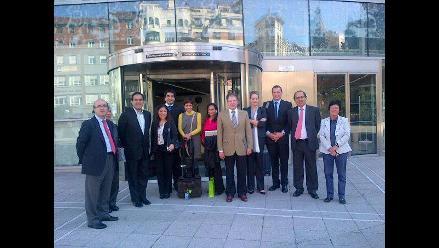 Innovadores público- privados inician Misión Técnica al País Vasco