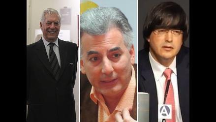 Tres peruanos entre los intelectuales más influyentes de Iberoamérica