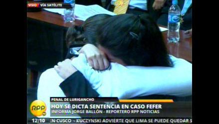 Liliana Castro llorando: No sería capaz de acabar con la vida de nadie