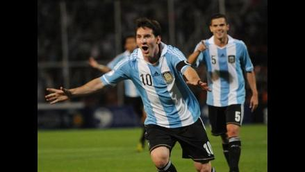Lionel Messi sigue siendo el goleador de las Clasificatorias