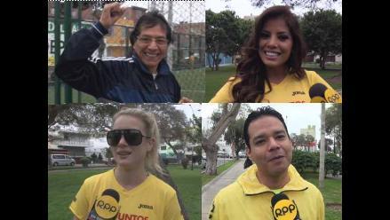 Extemporáneos recogen hoy sus kits de la Maratón RPP Noticias