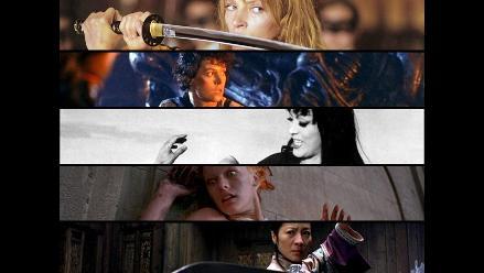 Cinco heroínas de la pantalla grande
