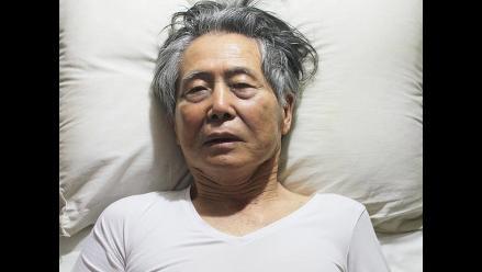 Difunden fotografía de un demacrado Alberto Fujimori