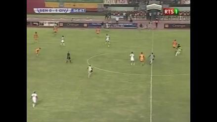Incidentes provocados por hinchas suspende el Senegal vs. Costa Marfil