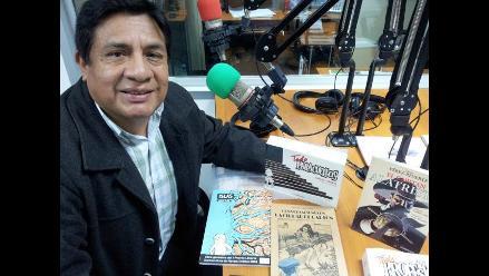 Benjamín Corzo, promotor de nuevas generaciones de historietistas