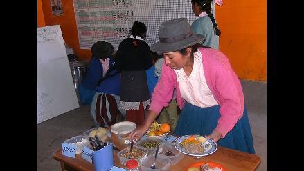 Virgilio León Alegría combate la desnutrición infantil