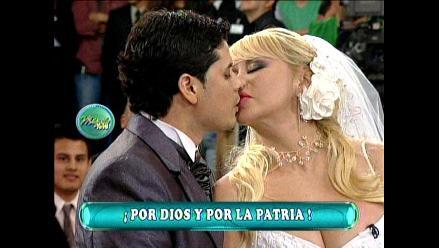 Susy Díaz y Andy V: El amor se terminó