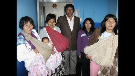 Cusco: Niños nativos volverán sanos a la comunidad de Yomibato