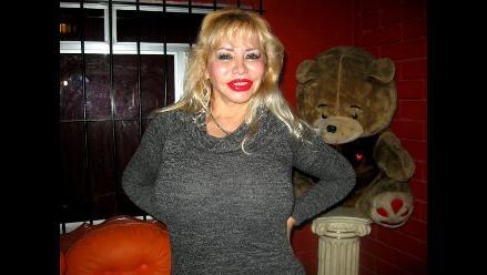 Susy Díaz regresa con el Mero loco tras terminar con Andy V