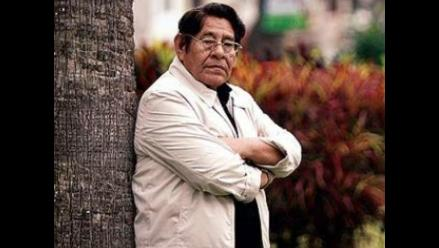 Escritor Antonio Gálvez Ronceros recibirá distinción por su trayectoria