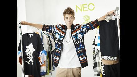 Justin Bieber es el nuevo ícono de estilo de Adidas NEO