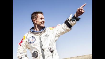 Baumgartner deja los deportes extremos tras salto desde la Estratosfera