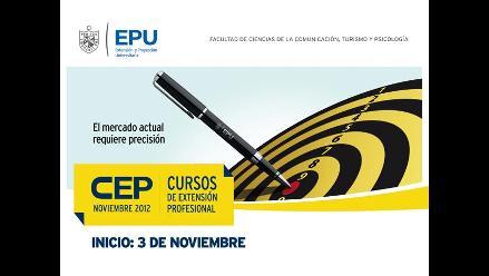 EPU: Innovación de conocimientos para el éxito profesional