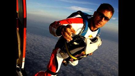 Los saltos más espectaculares de Felix Baumgartner