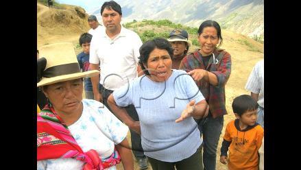 San Martín: Damnificados de El Porvenir serán reubicados en zona segura