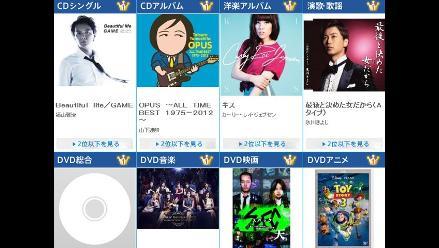 Oricon: Fukuyama Masaharu, Yamashita Tatsuro y Shoujo Jidai lideraron ventas