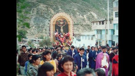 Señor de los Milagros saldrá en recorrido procesional en Andahuaylas