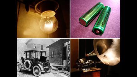 Los inventos de Thomas Edison que cambiaron la historia del mundo