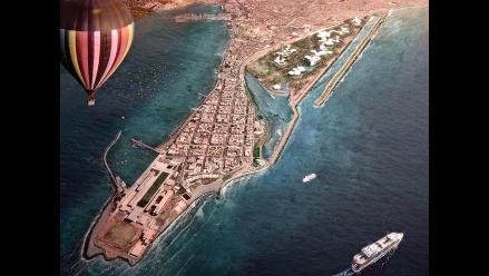 Construirán megacentro de convenciones en mar de La Punta