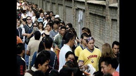 OIM: Peruanos continúan emigrando pese a crisis mundial