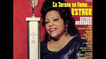 Cantante Esther Granados falleció en el Hospital Rebagliati