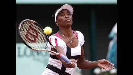 Venus Williams accede a las semifinales del torneo de Luxemburgo