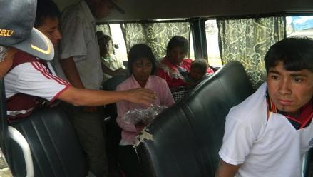 Áncash: Dos muertos y 15 heridos tras caída de cúster a abismo en Moro