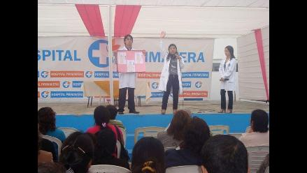 Trujillo: Organizan campaña por ´Día mundial del cáncer de mama´