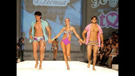 Anahí de Cárdenas confirma presencia en el Leonisa Fashion Show 2012