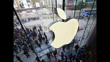 Apple abre la la tienda más grande de Asia en China