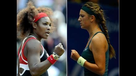 Serena Williams y Victoria Azarenka se medirán en Masters de Estambul