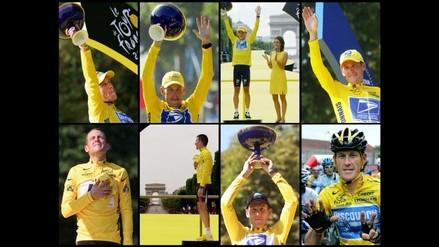 Conozca las razones de la UCI para quitarle a Armstrong sus siete Tours